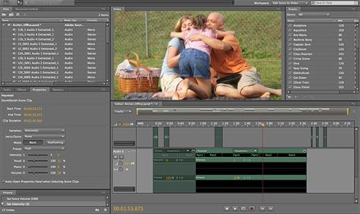 CS4, After Effects CS4, Adobe Premiere Pro CS4, Soundbooth CS4, Adobe ADOBE
