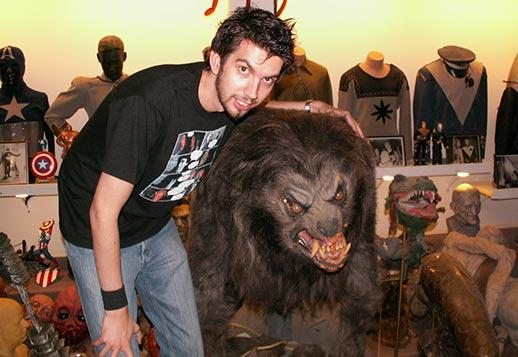 An American Werewolf In London Star David Naughton