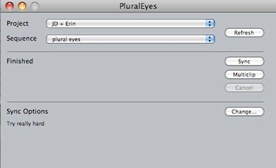 pluraleyes review