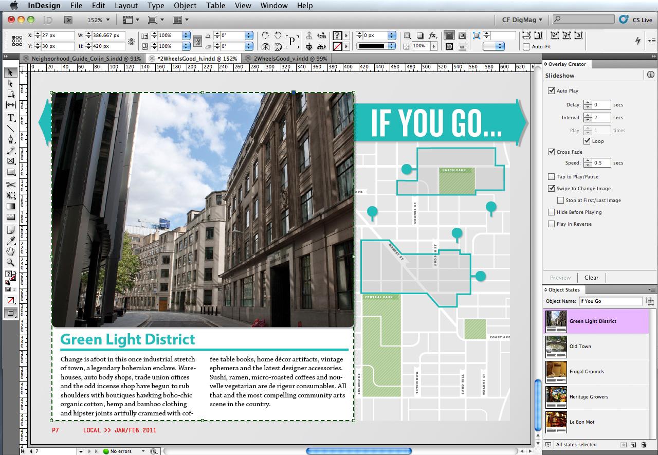 Digital Publishing Suite Review Microfilmmaker Magazine