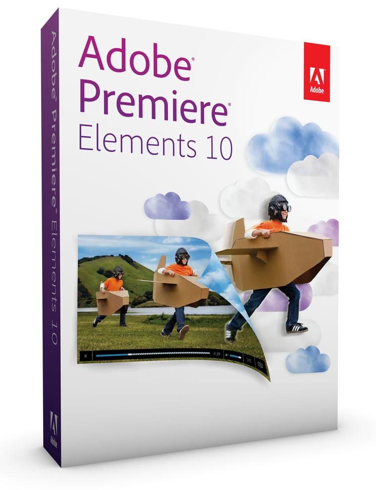 Premiere Elements 10 (Cover)