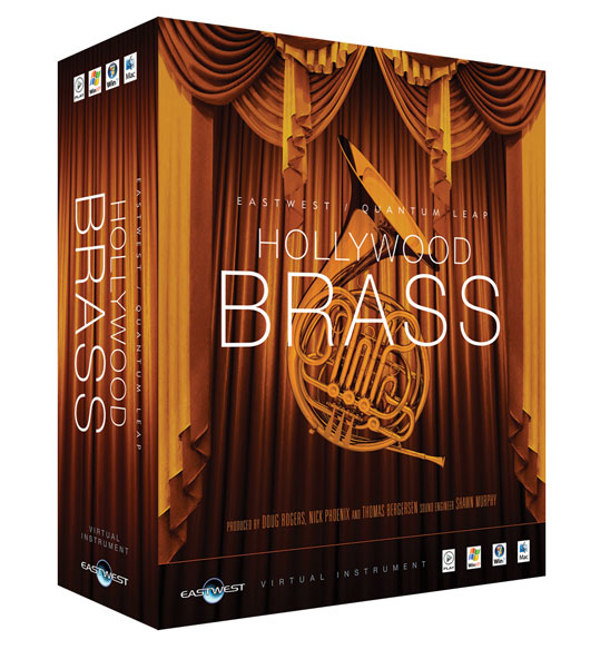 Hollywood Brass Cover