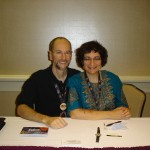 Kevin MacGregor and Shari MacGregor with Figments of Your Imagination