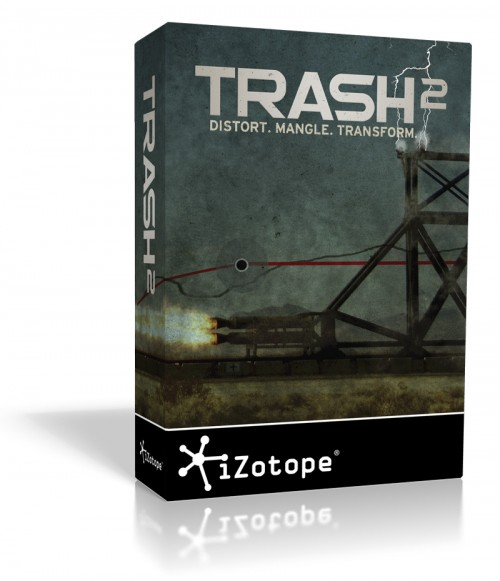 Trash 2 Cover