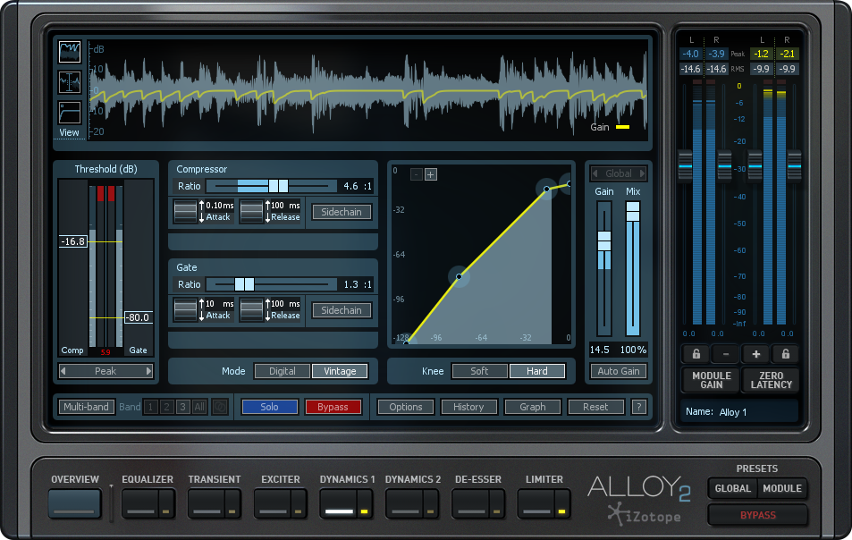 This plugin is a fine choice that will meet every basic need for filmmakers and sound designers.