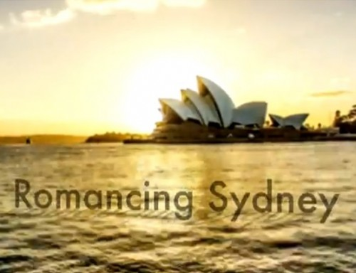 Romancing Sydney Cover