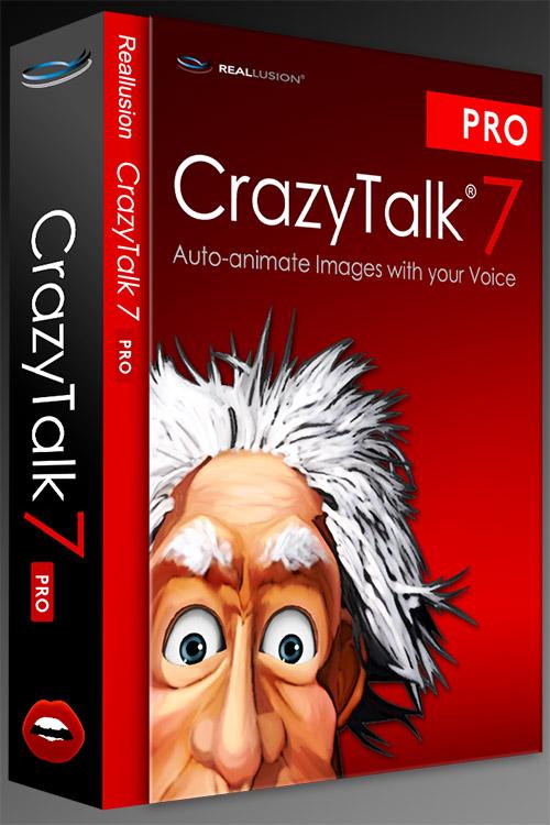 CrazyTalk 7 Pro Cover