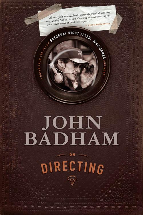 John Badham on Directing Cover