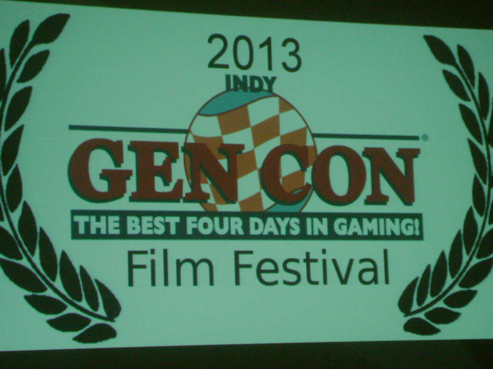 Gen Con Film Festival, so much to see.