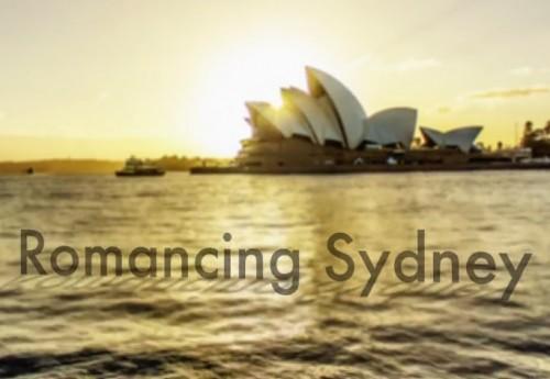 Romancing Sydney Cover