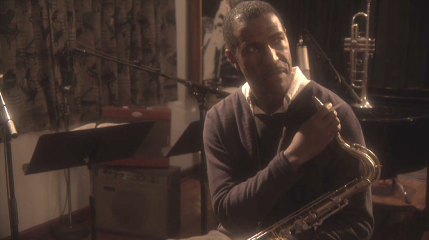 Ricco Ross did a great job showcasing a very conflicted John Coltrane.