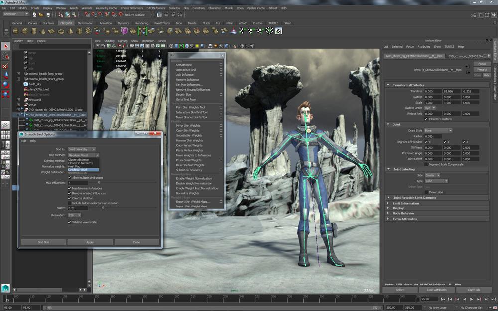 3D Horizons: Autodesk 2015 (Preview)   MicroFilmmaker Magazine