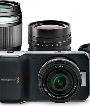 Blackmagic Pocket Cinema Camera Cover