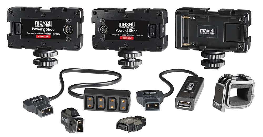 Maxell Professional Adds Camera Accessories to Product Portfolio ...