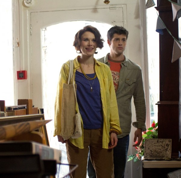 Kate and Dan's lives are changed dramatically after entering a charity shop in Neil Oseman's Stop/Eject.