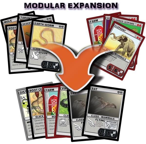 Modular Expansion