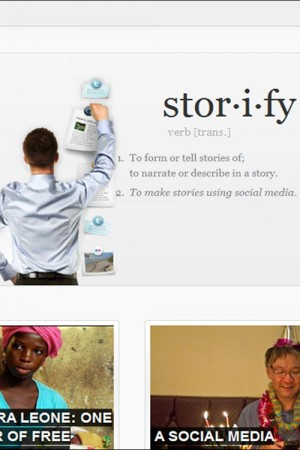 Storify is a way to preserve stories from multiple sources in one place.
