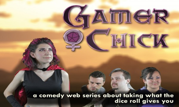 Gamer Chick, a web series using crowdfunding.