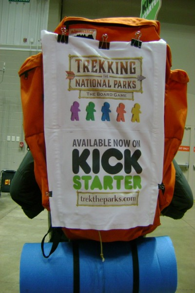 Trekking the National Parks