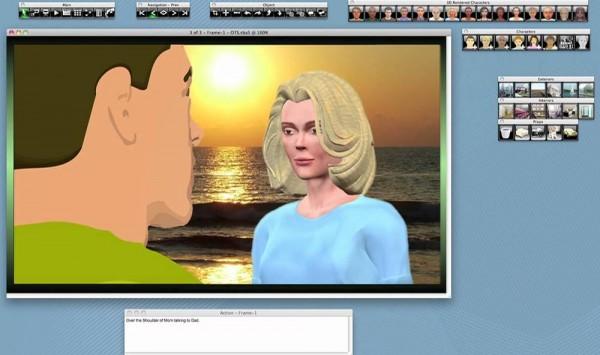 StoryBoard Artist 7 Screen Capture