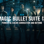Red Giant Magic Bullet Suite 13: A Huge Leap Forward for Filmmakers (Industry Press Release)