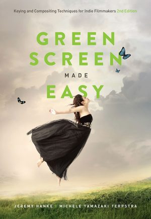 Greenscreen Made Easy Cover