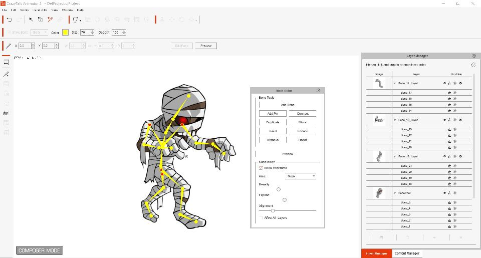 Automating 2D Character Creation & Cartoon Animation: New Reallusion ...