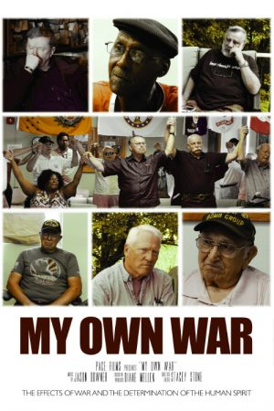 My Own War Cover