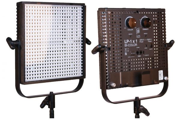 LP-1×1 Bi-color LitePanel