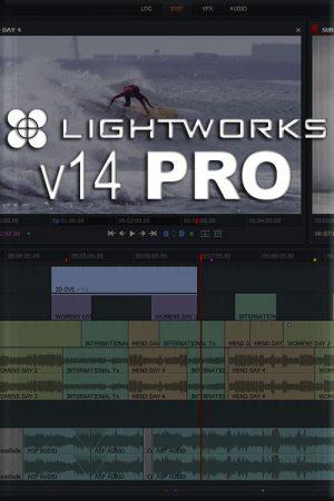 Lightworks v14 Pro