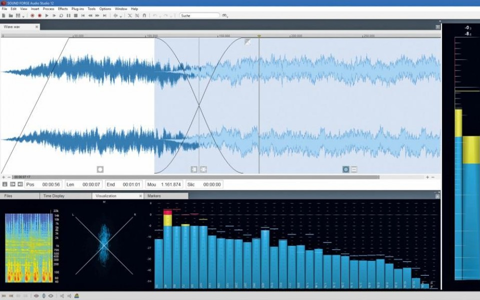 New Sound: SOUND FORGE Audio Studio 12 Announced (Industry Press Release)