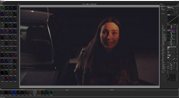 Film Stocks v3 seeks to bring users the tools to emulate the look of film in their digital video color correction. (featuring actress Nicole Berry)