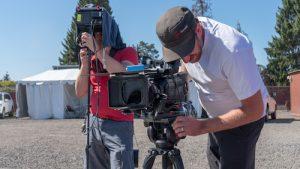 DP Michael Ferry shoots with a Blackmagic URSA Mini 4.6K while Colorist Mark Todd Osborne used DaVinci Resolve Studio in post