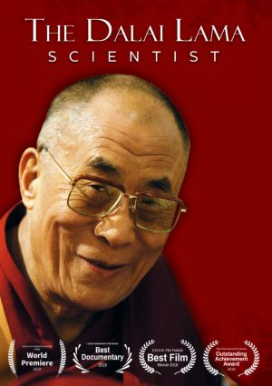 The Dalai Lama - Scientist Cover