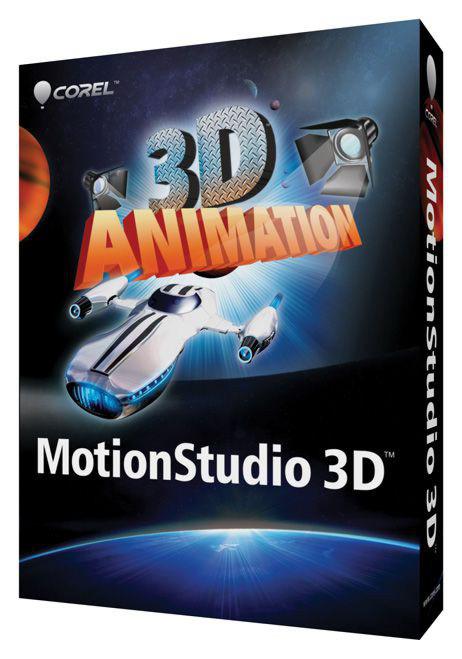 3D Animation MotionStudio 3D