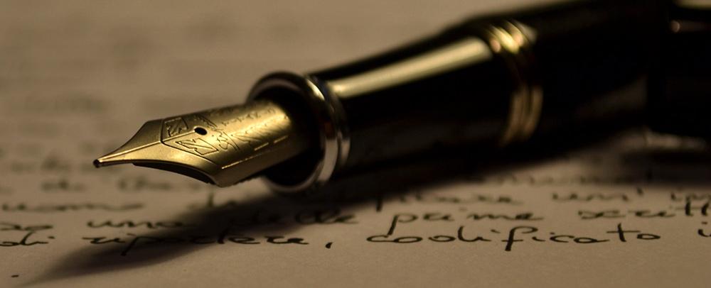 """Power of Words""  by Antonio Litterio."