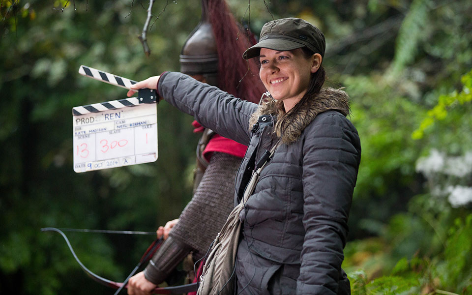 Creating a Fantasy Web Series on a Micro-budget:  Interview with Kate Madison